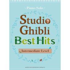 Studio Ghibli Best Hit 10 Intermediate Level Piano Solo (English Ver.)