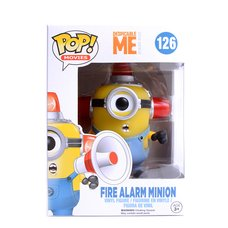 POP! Movies No. 126: Fire Alarm Minion | Despicable Me 2