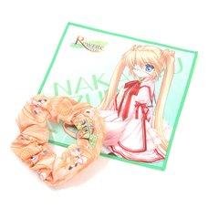 Rewrite Shizuru Nakatsu Scrunchie & Microfiber Towel Set