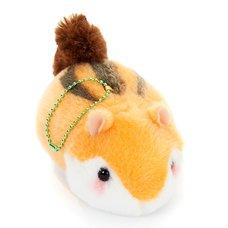 Coroham Coron Manmaru Friends Hamster Plush Collection (Ball Chain)