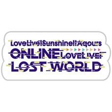 Love Live! Sunshine!! Aqours ONLINE Love Live! ~LOST WORLD~ Pin