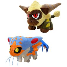 Monster Hunter Plush Collection Vol. 6