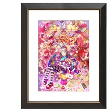 "Yuu ""Alice in Yamatoland II"" Chara Fine Graph Print"