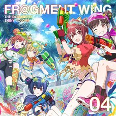 The Idolm@ster: Shiny Colors Fr@gment Wing CD 04