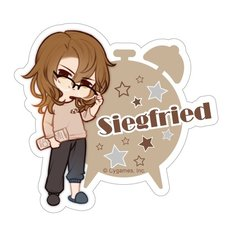 Granblue Fantasy Fes 2019 Die-Cut Sticker (Siegfried)
