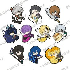 Pita-Colle 100 Sleeping Princes & the Kingdom of Dreams Rubber Straps Vol. 4 Box Set