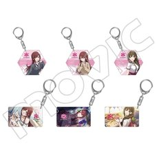 The Idolm@ster: Shiny Colors Alstroemeria Acrylic Keychain Collection Box Set