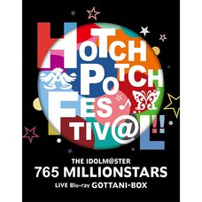 The Idolm@ster 765 Million Stars Hotch Potch Festiv@l!! Live Blu-ray GOTTANI-Box