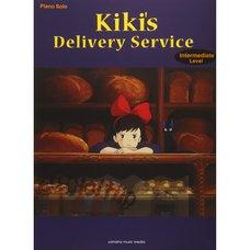 Kiki's Delivery Service Piano Solo: Intermediate Level (English Ver.)