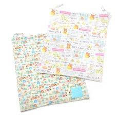 Rilakkuma/Sumikko Gurashi Drawstring Bags (Large)