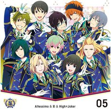 The Idolm@ster: SideM 5th Anniversary Disc 05
