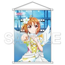 Love Live! Sunshine!! The School Idol Movie: Over the Rainbow Next Sparkling!! Chika Takami B2-Size Tapestry
