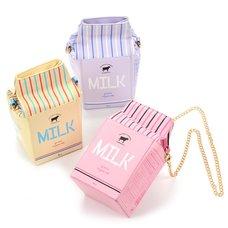 FLAPPER Milk Carton Shoulder Bag