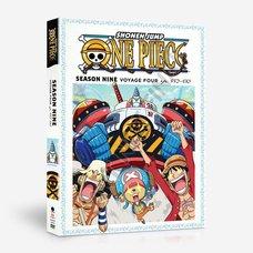 One Piece Season 9 Voyage 4 DVD