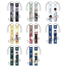 Fate/Grand Order Strap Collection