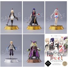 Fate/Grand Order Duel Figure Collection Box Set (Seventh Release)