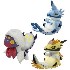 Monster Hunter Rise Plush Collection Vol. 5