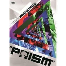 "TAKUMA TERASHIMA LIVE TOUR 2014  2nd STAGE ""PRISM"" LIVE DVD"