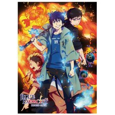 Blue Exorcist Kyoto Saga Wall Scroll