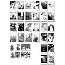 Kagerou Project Sidu Artworks Kagerou Days Ver. Postcard Set