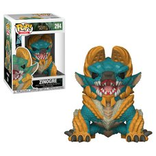 Pop! Games: Monster Hunter - Zinogre