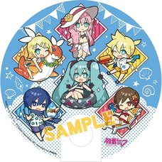 Vocaloid Hatsune Miku Series Clear Fan