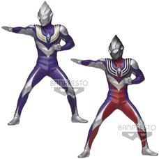 Hero's Brave Statue Ultraman Tiga