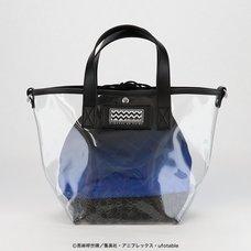 Demon Slayer: Kimetsu no Yaiba Inosuke Hashibira Clear Bag with Pouch