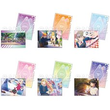 Love Live! Superstar!! Clear File Collection