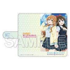 Love Live! Nijigasaki High School Idol Club Shizuku Osaka & Kanata Konoe Notebook-Style Smartphone Case
