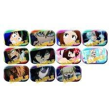 My Hero Academia Anime Character Badge Collection Box Set