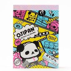 Ojipan ST Mini Memo Pad (Comic Pop)