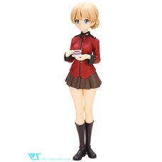CharaGumin Darjeeling | Girls und Panzer Garage Kit