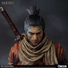 Sekiro: Shadows Die Twice Wolf 1/6 Scale Figure