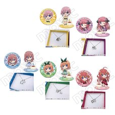 The Quintessential Quintuplets Birthday Set
