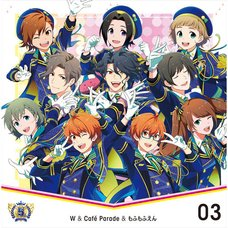 The Idolm@ster: SideM 5th Anniversary Disc 03