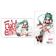 Mask Case: Racing Miku 2020 Ver. 006