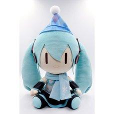 Hatsune Miku: Winter Ver. Big Plush