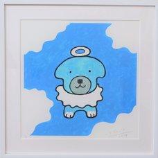 Shibuya Pixel Art Artist Works: Ichio Otsuka Original Art Print