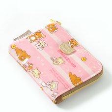 Rilakkuma Motto Nonbiri Neko Mini Wallet