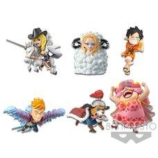 One Piece World Collectable Figure -Oriental Zodiac- Vol. 2