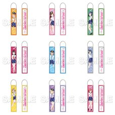 Love Live! Sunshine!! Flight Tag Collection