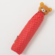 Rilakkuma Red Collapsible Umbrella