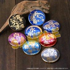 Demon Slayer: Kimetsu no Yaiba Skill Name Character Badge Collection Vol. 2 Box Set