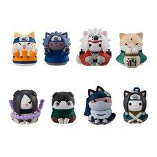 Naruto Nyaruto! Come Here Sasuke-kun Mascot Box Set w/ Bonus
