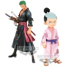 DXF One Piece The Grandline Series Wano Country Vol. 1
