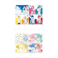 Hatsune Miku Summer Party Clear File Set