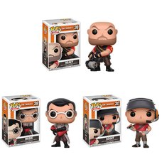 Pop! Games: Team Fortress 2 Collection