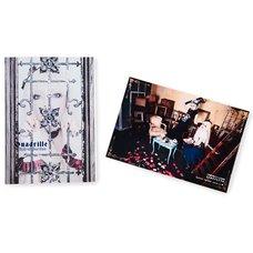 """Namada's Photo Book """"Quadrille"""""""