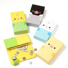 Kotori Tai Bird Long Wallets